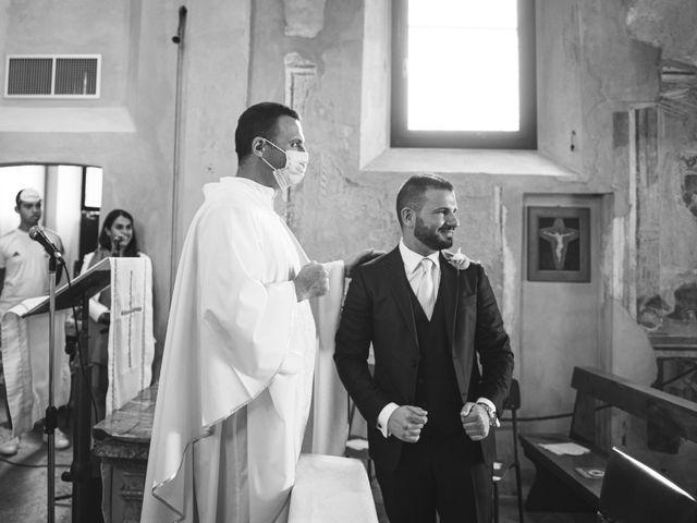 Il matrimonio di Gianfranco e Valentina a Oleggio, Novara 24