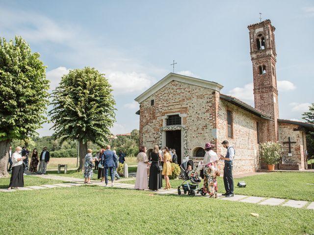 Il matrimonio di Gianfranco e Valentina a Oleggio, Novara 25