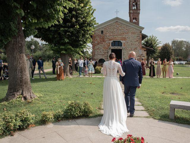 Il matrimonio di Gianfranco e Valentina a Oleggio, Novara 29