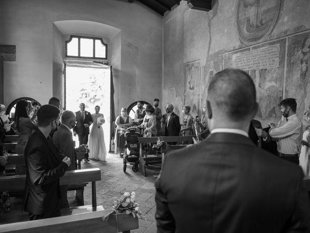 Il matrimonio di Gianfranco e Valentina a Oleggio, Novara 32