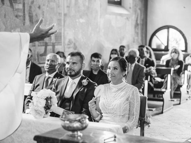 Il matrimonio di Gianfranco e Valentina a Oleggio, Novara 33