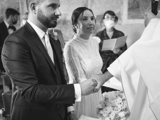 Il matrimonio di Gianfranco e Valentina a Oleggio, Novara 34