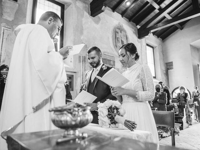 Il matrimonio di Gianfranco e Valentina a Oleggio, Novara 35
