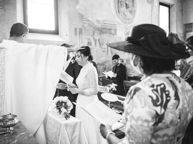 Il matrimonio di Gianfranco e Valentina a Oleggio, Novara 36