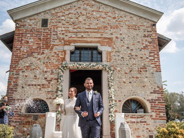 Il matrimonio di Gianfranco e Valentina a Oleggio, Novara 37