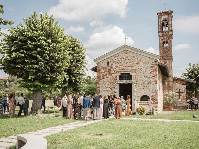 Il matrimonio di Gianfranco e Valentina a Oleggio, Novara 39