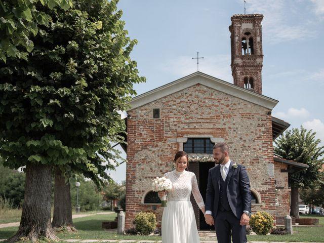 Il matrimonio di Gianfranco e Valentina a Oleggio, Novara 41