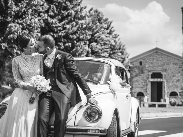 Il matrimonio di Gianfranco e Valentina a Oleggio, Novara 42