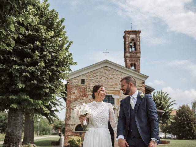 Il matrimonio di Gianfranco e Valentina a Oleggio, Novara 43