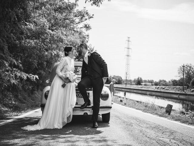 Il matrimonio di Gianfranco e Valentina a Oleggio, Novara 45