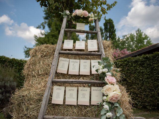 Il matrimonio di Gianfranco e Valentina a Oleggio, Novara 49