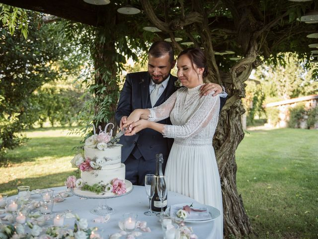 Il matrimonio di Gianfranco e Valentina a Oleggio, Novara 64