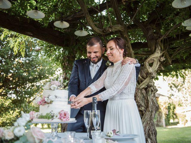 Il matrimonio di Gianfranco e Valentina a Oleggio, Novara 65