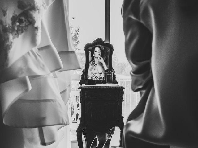 Il matrimonio di Clausia e Ignazio a Sorrento, Napoli 7
