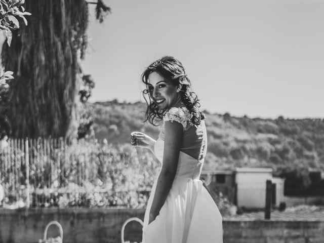 Il matrimonio di Clausia e Ignazio a Sorrento, Napoli 10