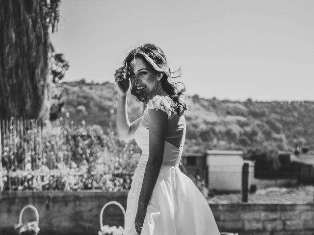 Il matrimonio di Clausia e Ignazio a Sorrento, Napoli 11