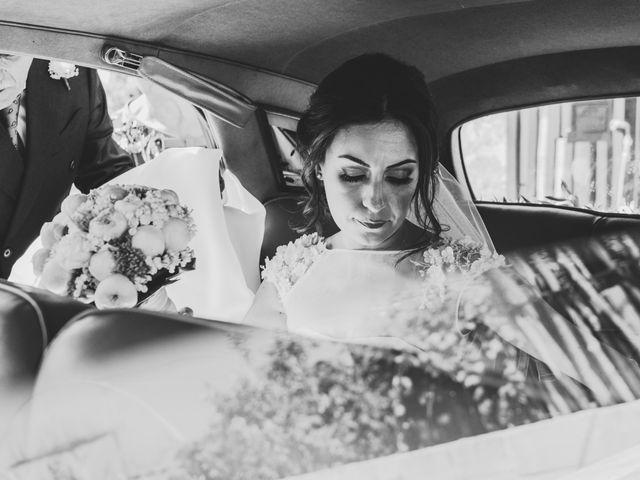 Il matrimonio di Clausia e Ignazio a Sorrento, Napoli 15