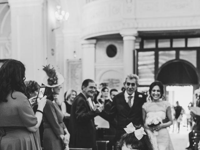 Il matrimonio di Clausia e Ignazio a Sorrento, Napoli 16