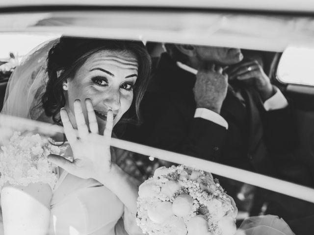 Il matrimonio di Clausia e Ignazio a Sorrento, Napoli 17