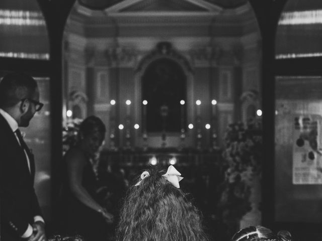 Il matrimonio di Clausia e Ignazio a Sorrento, Napoli 18