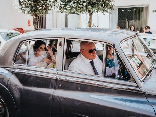 Il matrimonio di Clausia e Ignazio a Sorrento, Napoli 19