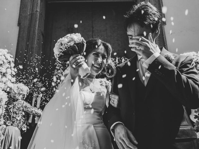 Il matrimonio di Clausia e Ignazio a Sorrento, Napoli 20