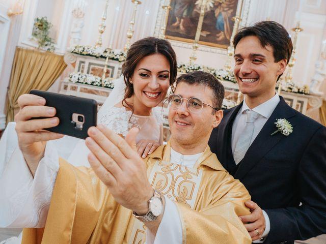 Il matrimonio di Clausia e Ignazio a Sorrento, Napoli 22