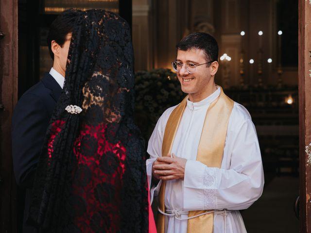 Il matrimonio di Clausia e Ignazio a Sorrento, Napoli 23