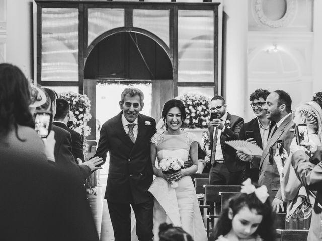 Il matrimonio di Clausia e Ignazio a Sorrento, Napoli 24