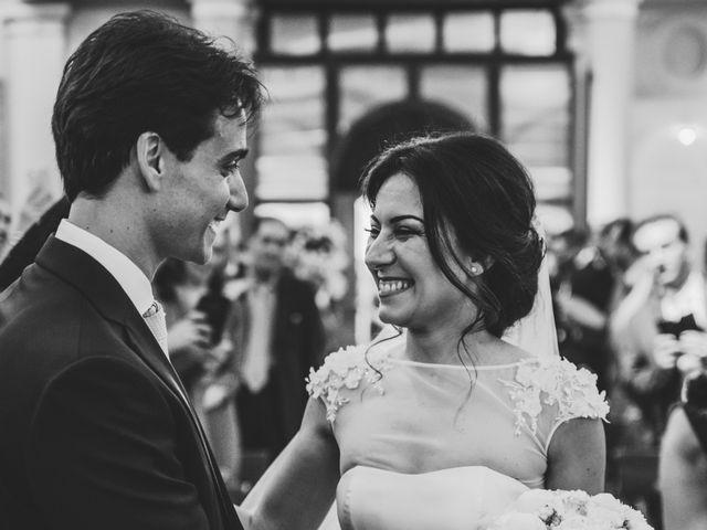 Il matrimonio di Clausia e Ignazio a Sorrento, Napoli 25