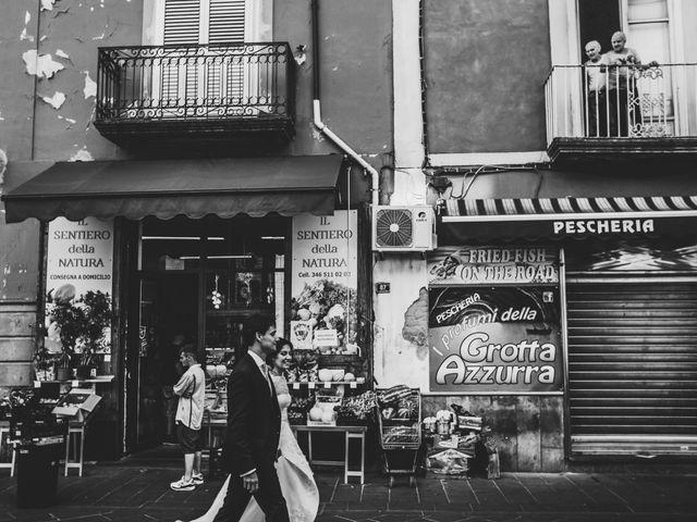 Il matrimonio di Clausia e Ignazio a Sorrento, Napoli 27