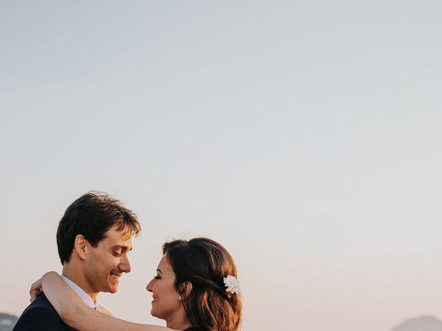 Il matrimonio di Clausia e Ignazio a Sorrento, Napoli 33