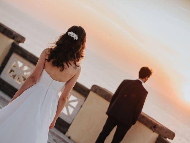 Il matrimonio di Clausia e Ignazio a Sorrento, Napoli 41
