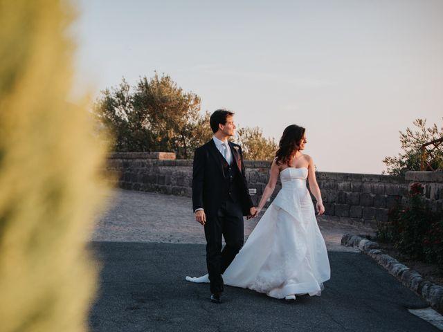 Il matrimonio di Clausia e Ignazio a Sorrento, Napoli 45