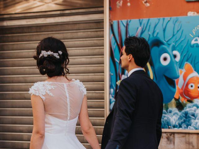Il matrimonio di Clausia e Ignazio a Sorrento, Napoli 46