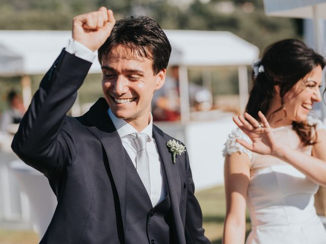 Il matrimonio di Clausia e Ignazio a Sorrento, Napoli 47