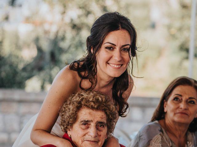 Il matrimonio di Clausia e Ignazio a Sorrento, Napoli 48