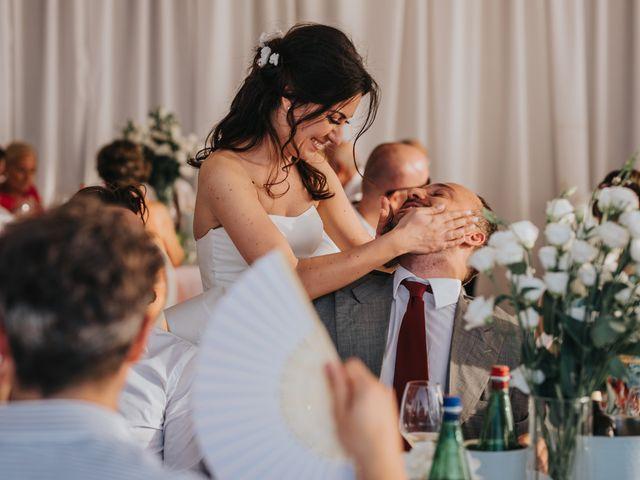 Il matrimonio di Clausia e Ignazio a Sorrento, Napoli 49