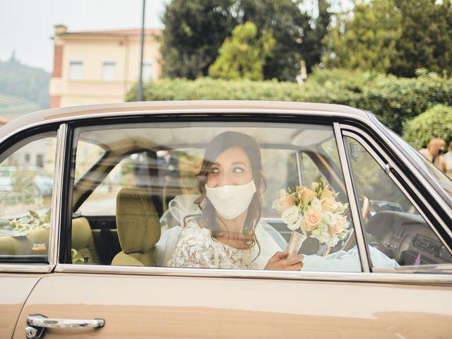 Il matrimonio di Riccardo e Chiara a Lavagno, Verona 41