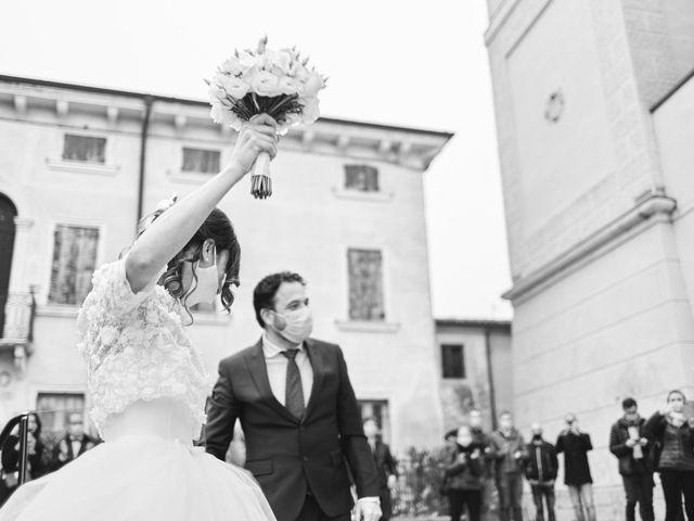 Il matrimonio di Riccardo e Chiara a Lavagno, Verona 42