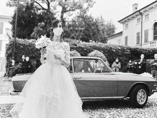 Il matrimonio di Riccardo e Chiara a Lavagno, Verona 43