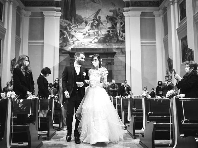 Il matrimonio di Riccardo e Chiara a Lavagno, Verona 45