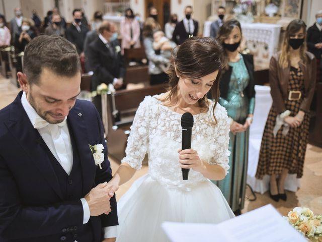 Il matrimonio di Riccardo e Chiara a Lavagno, Verona 55