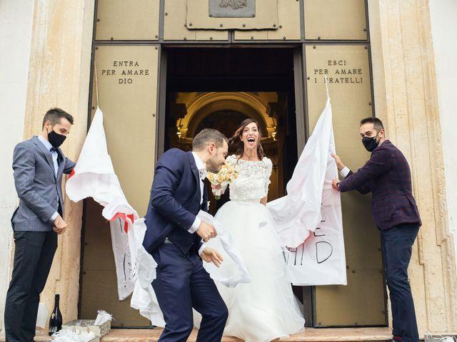 Il matrimonio di Riccardo e Chiara a Lavagno, Verona 63