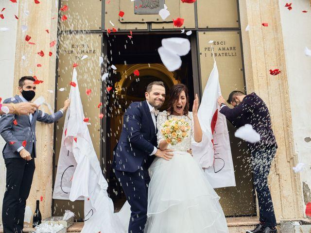 Il matrimonio di Riccardo e Chiara a Lavagno, Verona 64
