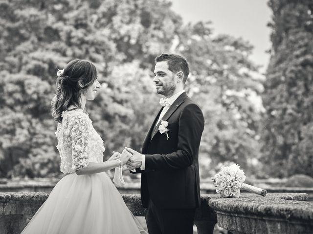 Il matrimonio di Riccardo e Chiara a Lavagno, Verona 77
