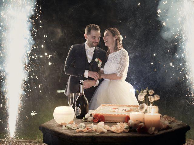 Il matrimonio di Riccardo e Chiara a Lavagno, Verona 108