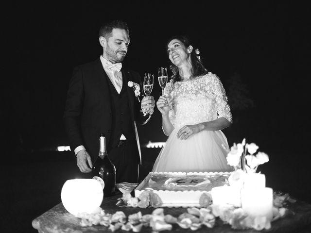 Il matrimonio di Riccardo e Chiara a Lavagno, Verona 111