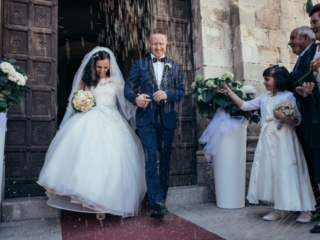 Il matrimonio di Fabio e Carola a Bovino, Foggia 12