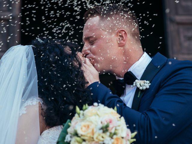 Il matrimonio di Fabio e Carola a Bovino, Foggia 13